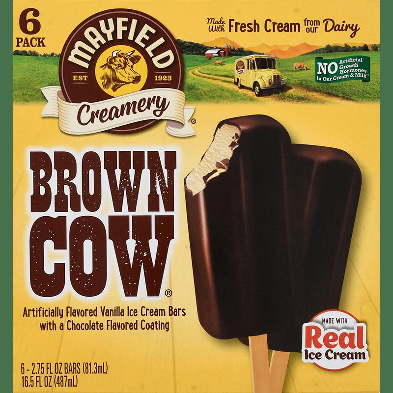 Brown Cow Bars® 6 Pk