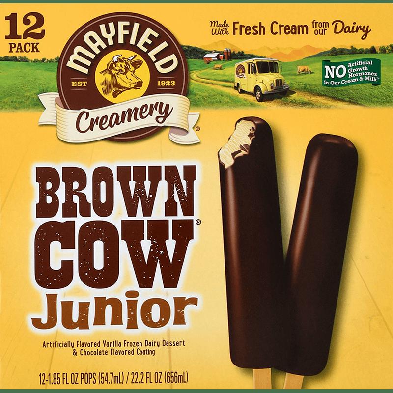 Brown Cow™ Junior Bars 12 Pk