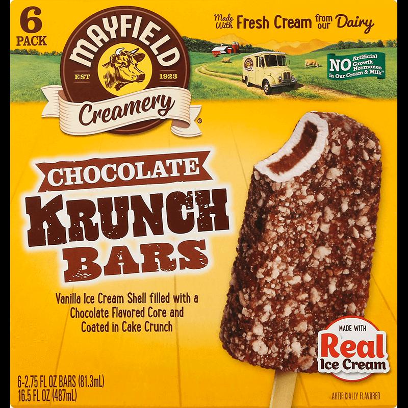 Chocolate Krunch Bar 6 Pk