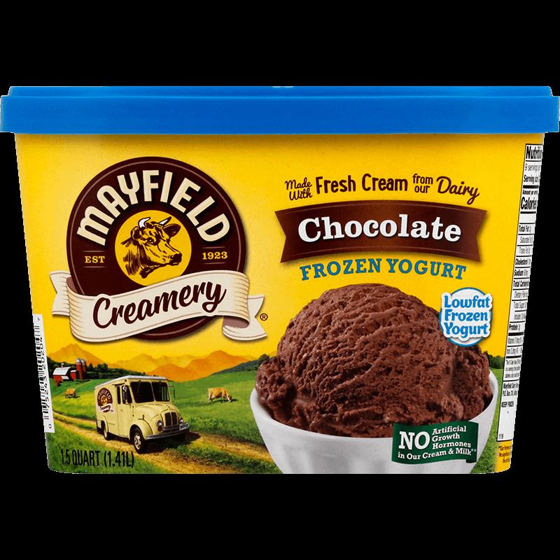 Chocolate Frozen Yogurt 1.5 Quart