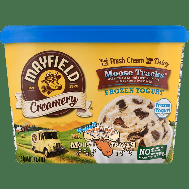 Moose Tracks® Frozen Yogurt 1.5 Quart