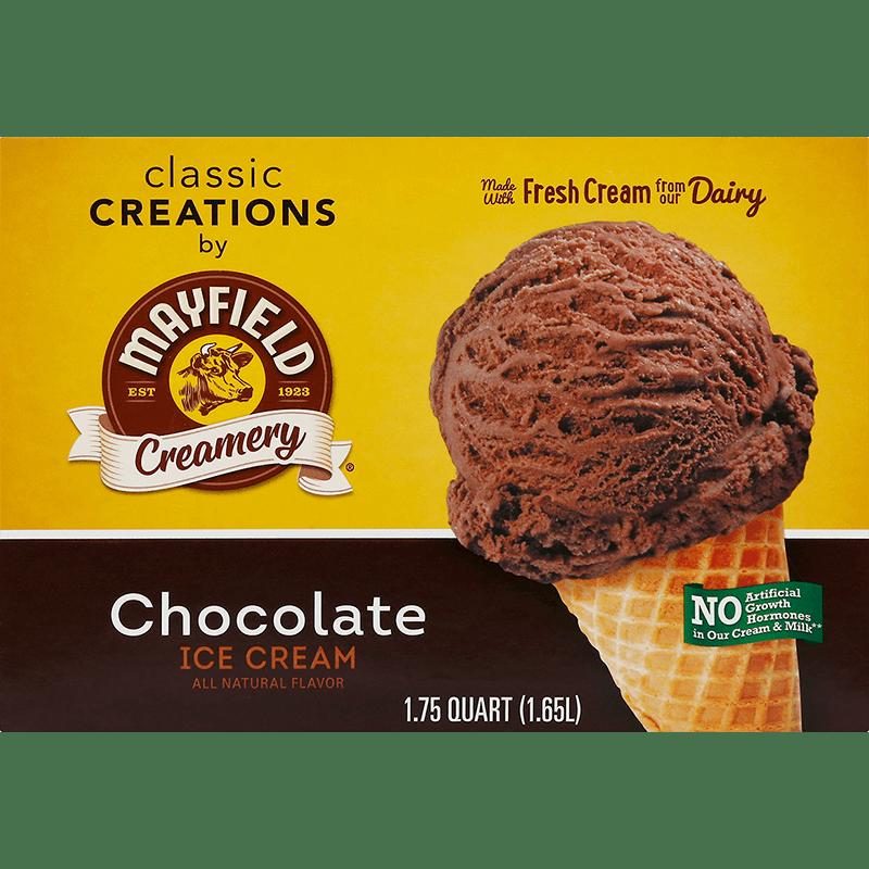 Chocolate Ice Cream 1.75 Quart