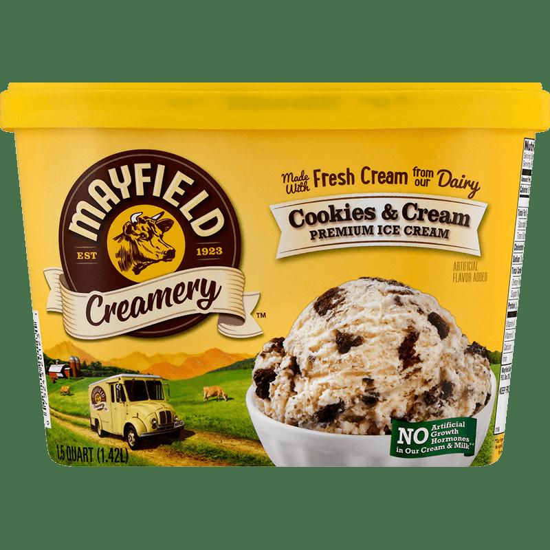 Cookies & Cream Ice Cream 1.5 Quart
