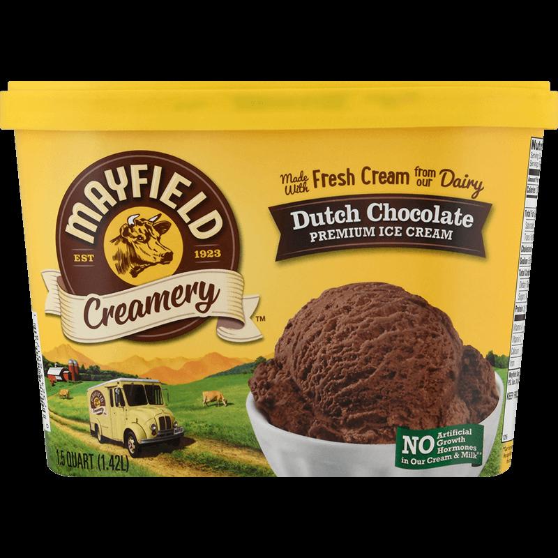 Dutch Chocolate Ice Cream 1.5 Quart