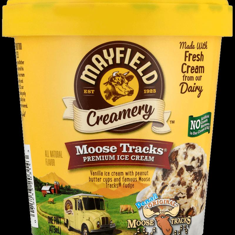 Moose Tracks® Ice Cream Pint