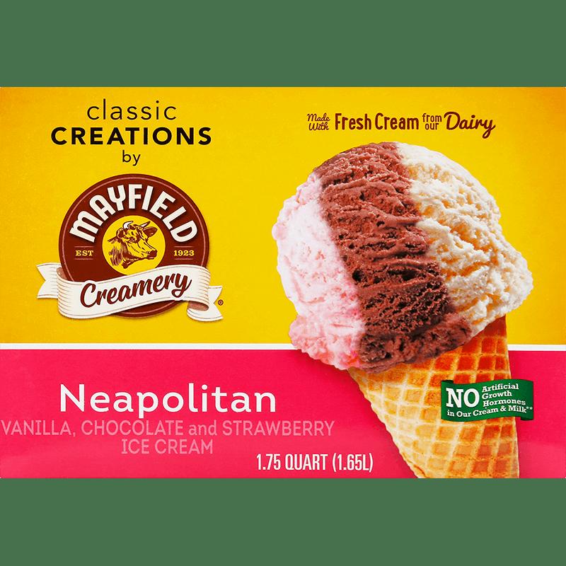 Neapolitan Ice Cream 1.75 Quart