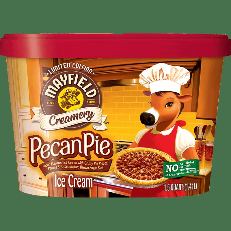 Pecan Pie Limited Edition Ice Cream 1.5 Quart