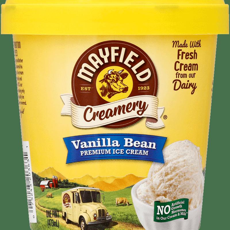 Vanilla Bean Ice Cream Pint