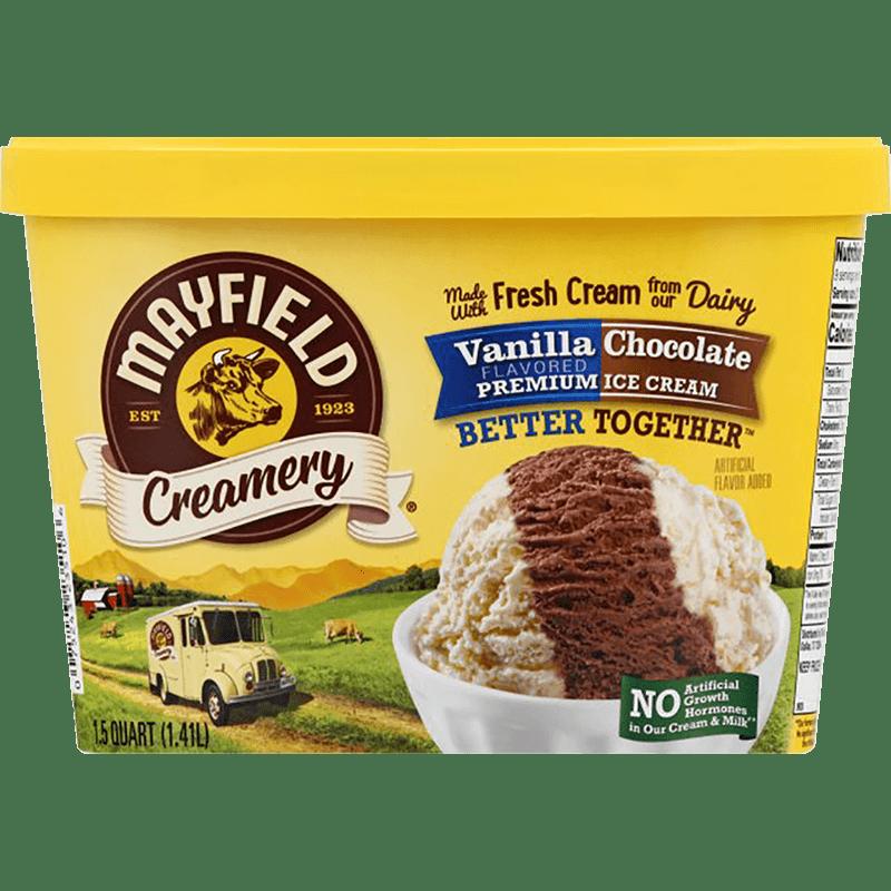 Better Together Vanilla & Chocolate Ice Cream 1.5 Quart