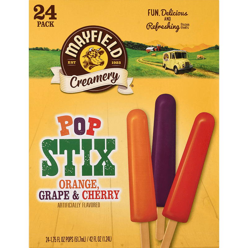 Pop Stix 24 Pk