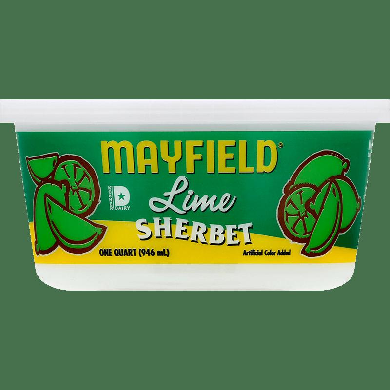 Lime Sherbet Quart