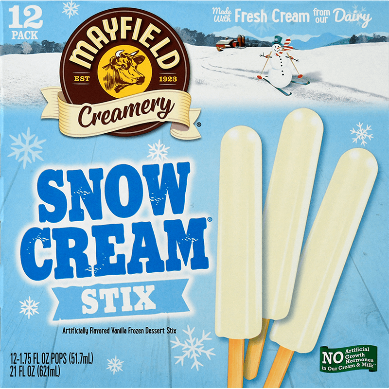 Snow Cream® Stix 12 Pk