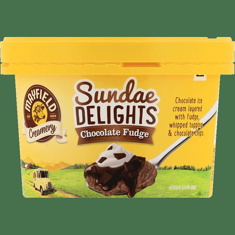 Sundae Delights Original Chocolate Fudge 6 oz.