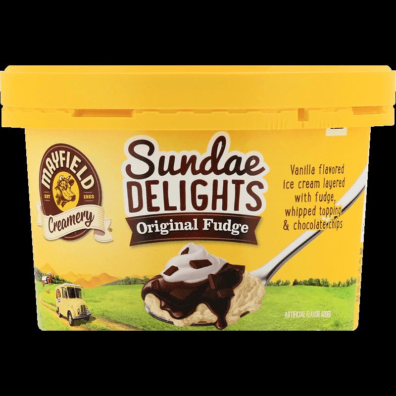 Sundae Delights Original Fudge 6 oz.
