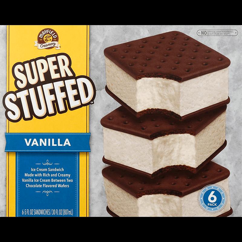 Super Stuffed™ Vanilla 6 Pk